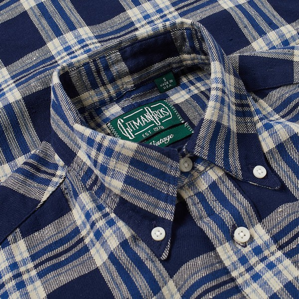 Viyella Shirt By Gitman Vintage Thread
