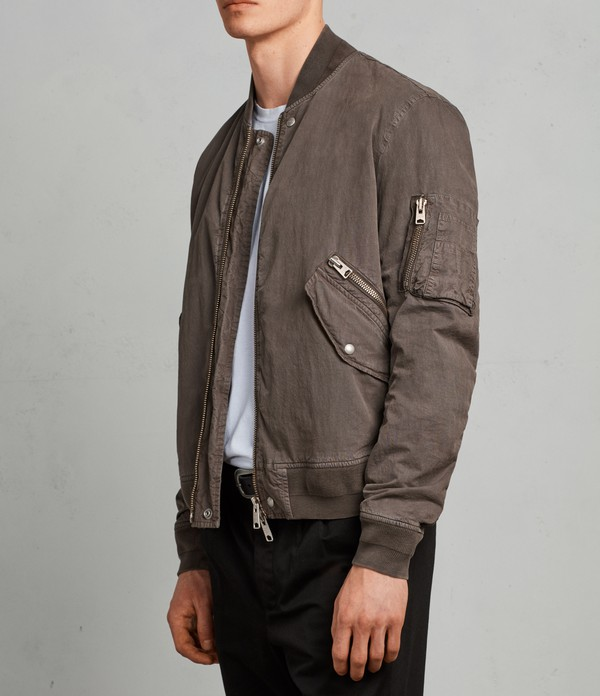 Union Bomber Jacket by AllSaints