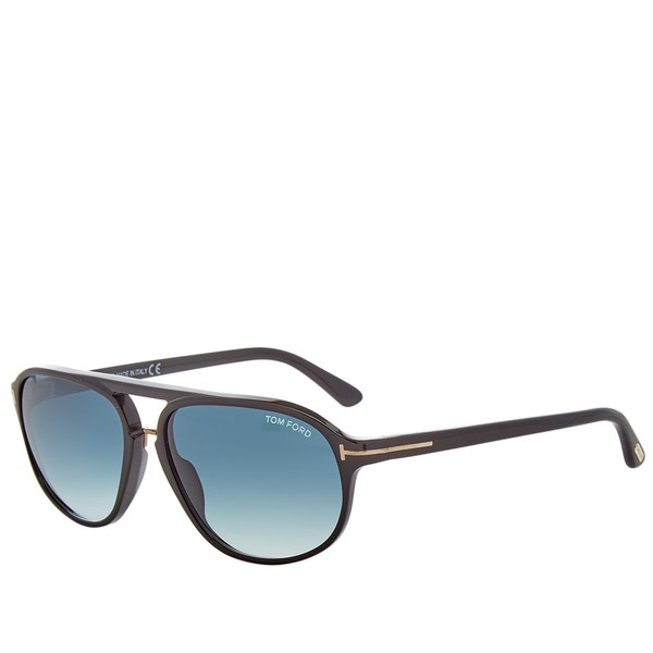 Fuse Lenses Non-Polarized Replacement Lenses for Tom Ford TF447 Jacob