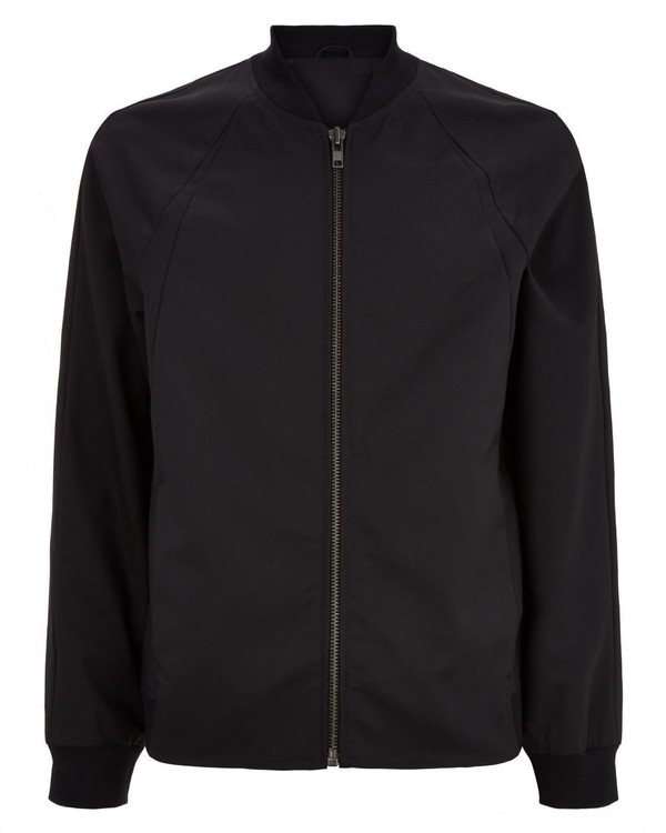 Technical Bomber Jacket By Austin Reed Thread