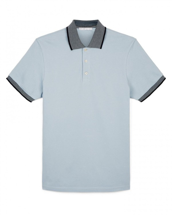 Plain Pique Polo By Austin Reed Thread Com