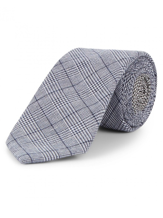 Glen Check Tie By Austin Reed Thread Com