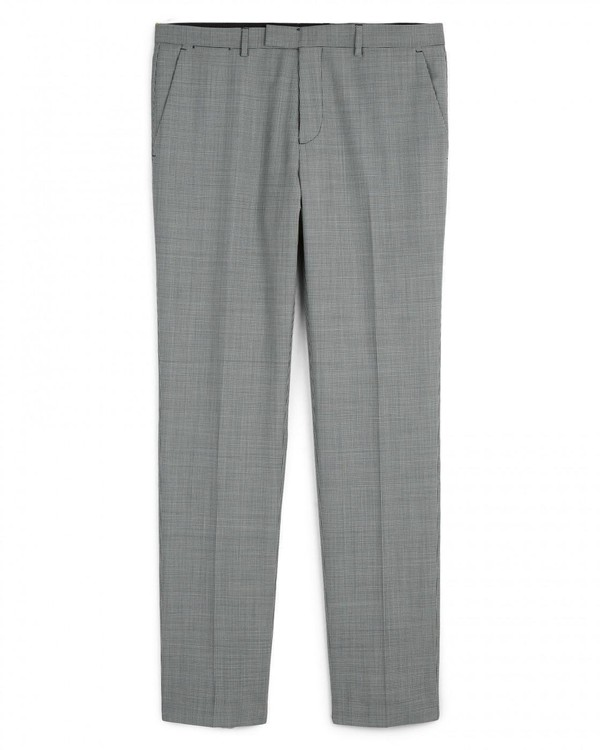 Slim Puppytooth Trouser By Austin Reed Thread Com