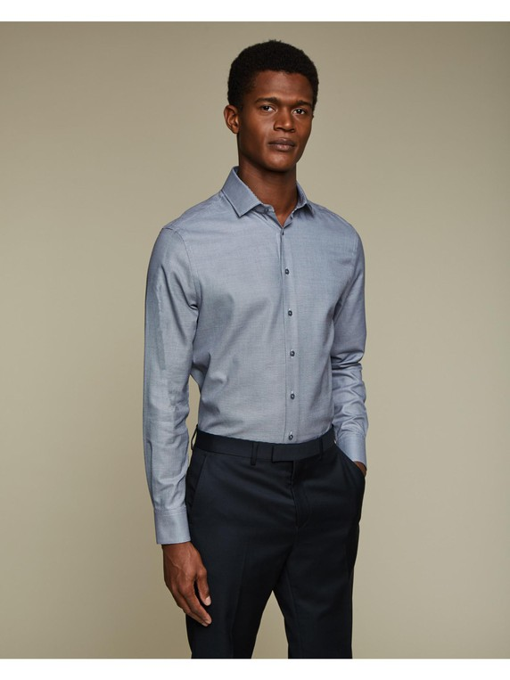 Puppytooth Shirt By Austin Reed Thread Com