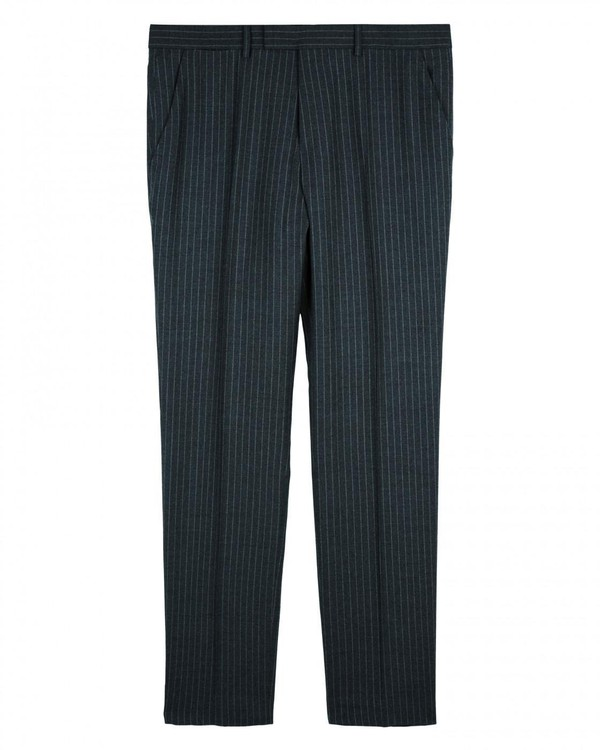 British Tailored Pinstripe Suit Trouser By Austin Reed Thread