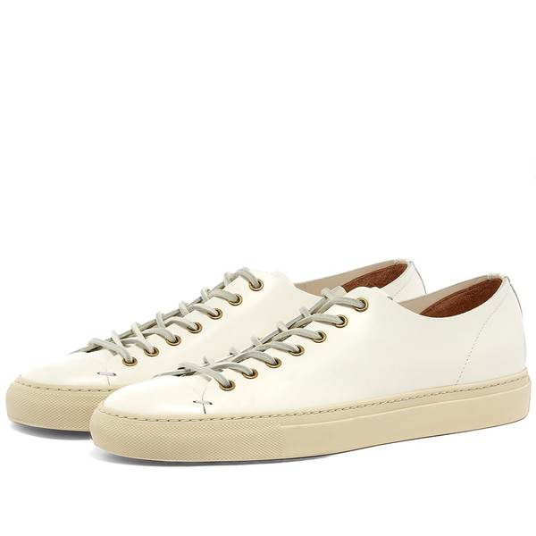 Tanino Low Leather Sneaker by Buttero