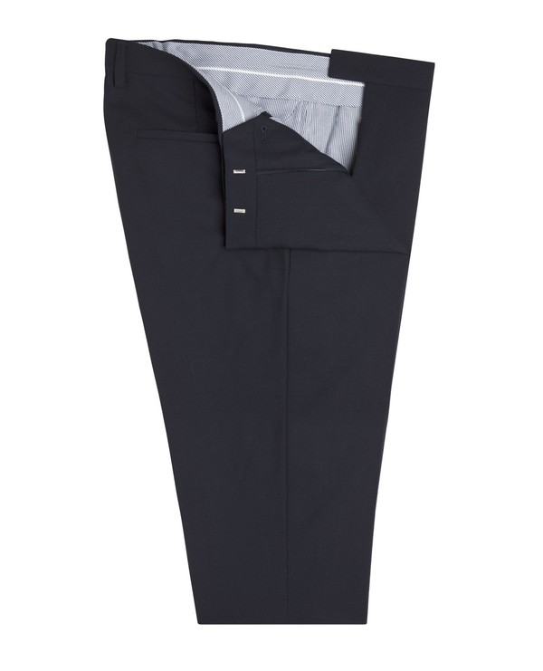 Greenwich Navy Slim Fit Infinity Suit Trousers By T M Lewin Thread Com