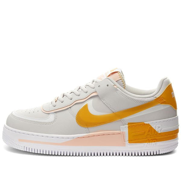 air force 1 shadow se orange