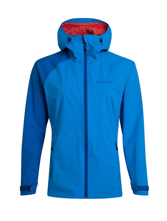 Berghaus Womens Deluge Pro Waterproof Shell Jacket