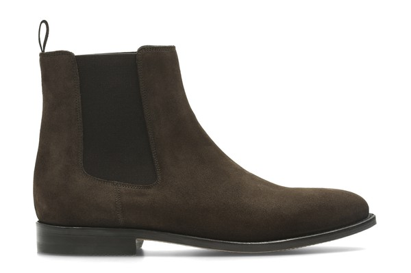 Ellis Franklin Suede Boots by Clarks