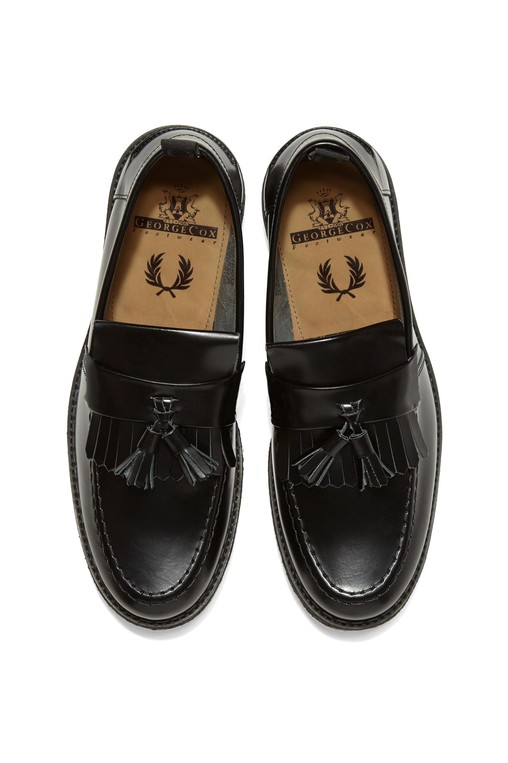 X George Cox Tassel Loafer by Fred