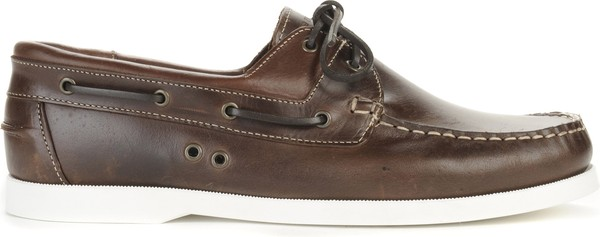 Sorrento boat shoes by KG by Kurt