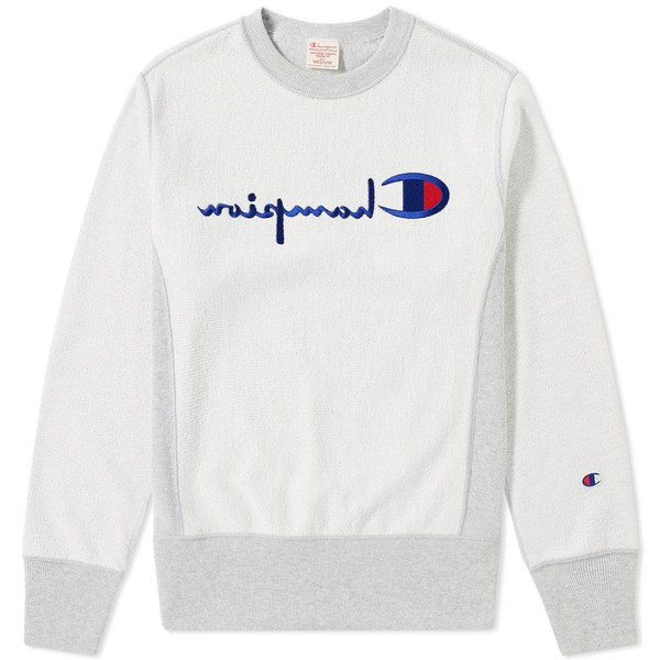 96efa7c00 Reverse Terry Crew Sweat by Champion Reve... — Thread