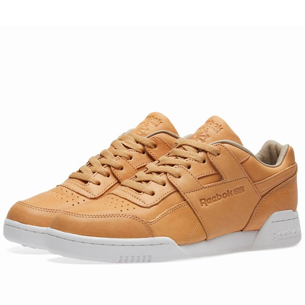 2027faa70aa x Horween Leather Co. Workout Plus by Reebok — Thread