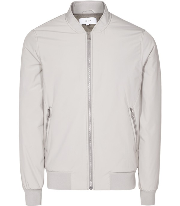 0360ff8fcdd6 Mountain Zip Bomber Jacket by Reiss — Thread