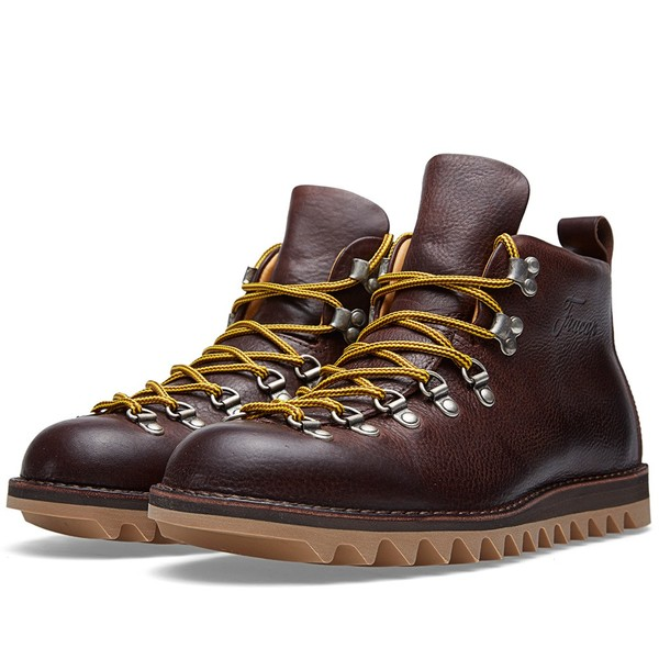 8fb1a2bfde4 Fracap M120 Ripple Sole Scarponcino Boot by Fracap