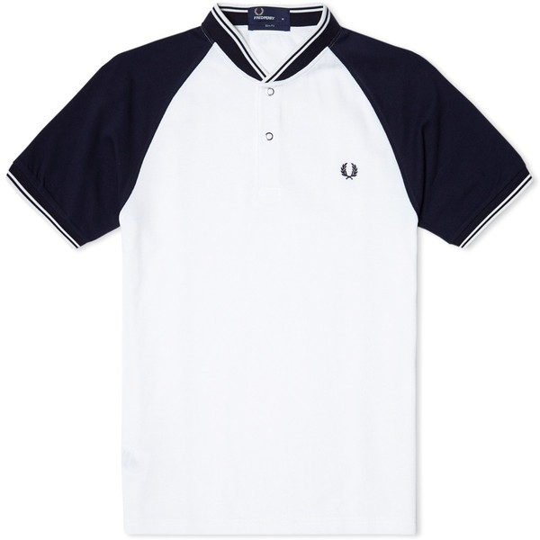 d575e655c Bomber Neck Polo by Fred Perry — Thread