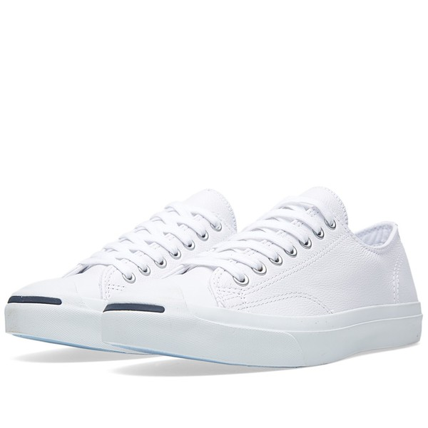 Jack Purcell Leather Ox by Converse