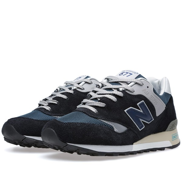 Armario mirar televisión haz  M577ANN - Made in England '25th Anniversary' by New Balance — Thread