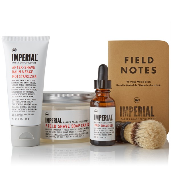 Imperial Limited Edition Field Shave Kit By Imperial Barber Products Thread Com