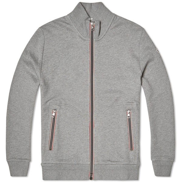 340720973 Signature Zip Track Top by Moncler — Thread