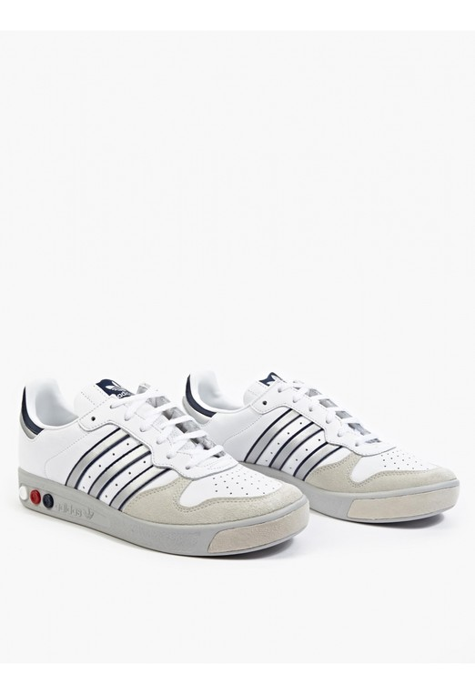on sale 795ca 13ee5 White Grand Slam Spezial Sneakers