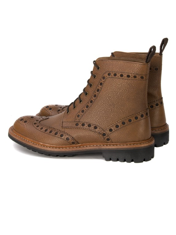 17723b51f4c Goodyear Country Brogue Boot by Ben Sherman