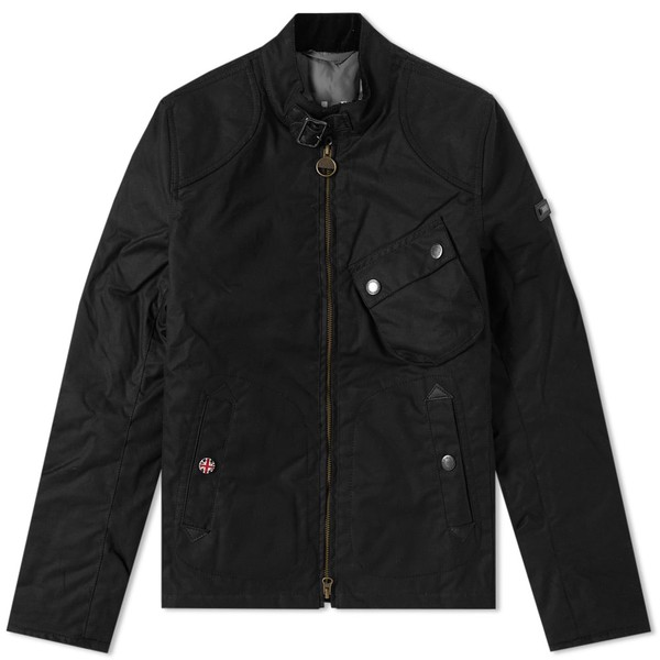 barbour legion jacket