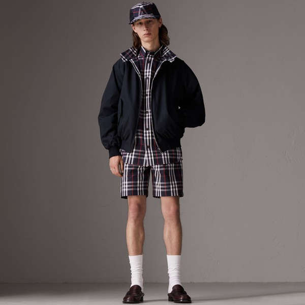 5f5478264d2 Gosha x Burberry Reversible Harrington Ja... — Thread