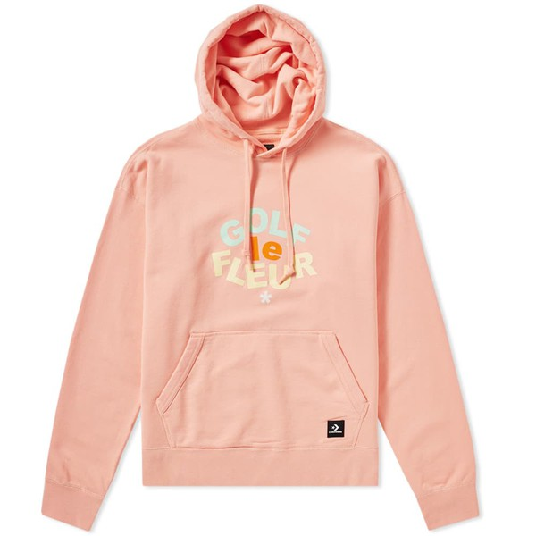 80b0b5726b6 x Golf le Fleur Popover Hoody by Converse — Thread