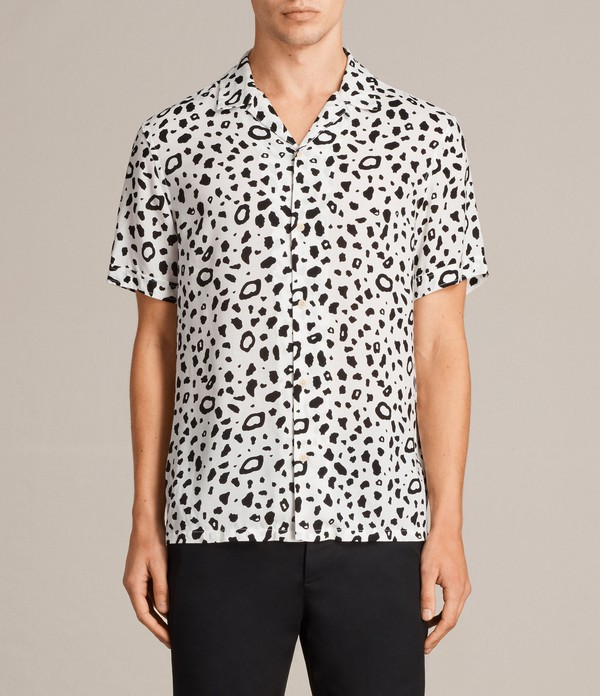 5085cca2 Panther Short Sleeve Shirt by AllSaints — Thread