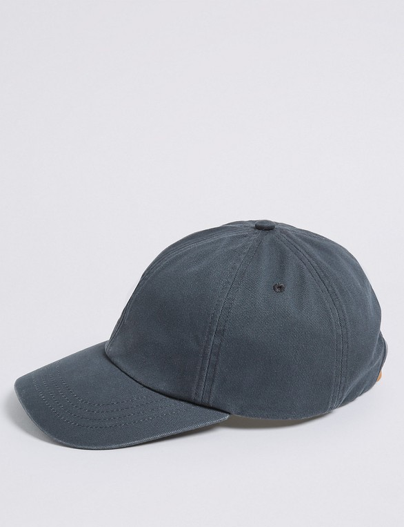 596326258a9 Pure Cotton Baseball Cap by Marks   Spencer — Thread