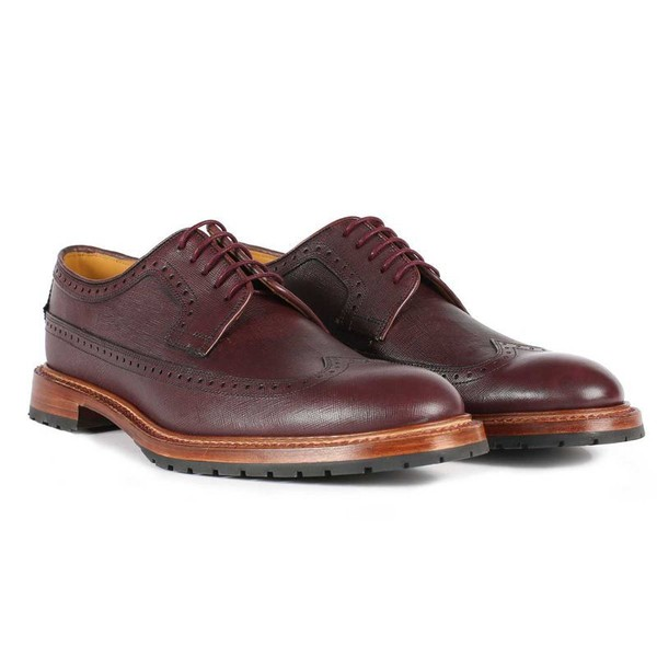 04cc96274a7 Pennell Burgundy Longwing Derby Brogue by... — Thread