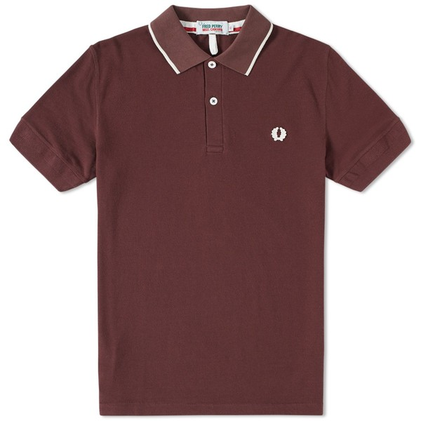 22bc0f1c1 Training Polo by Fred Perry x Nigel Cabourn — Thread