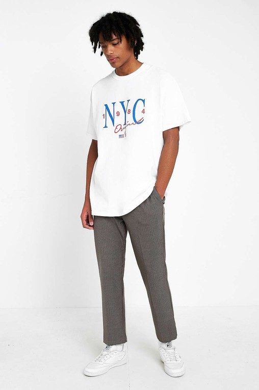 UO NYC Washed White T-Shirt by Urban Outf... — Thread 24039b17d94