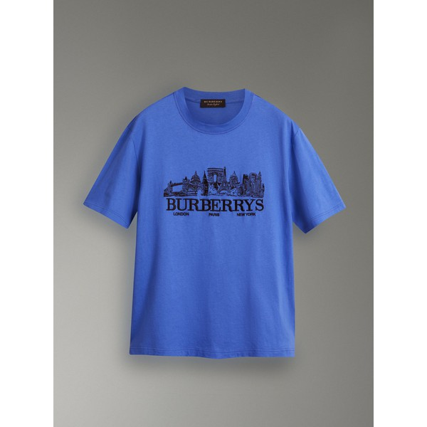30054ab9b Reissued Cotton T-shirt by Burberry — Thread