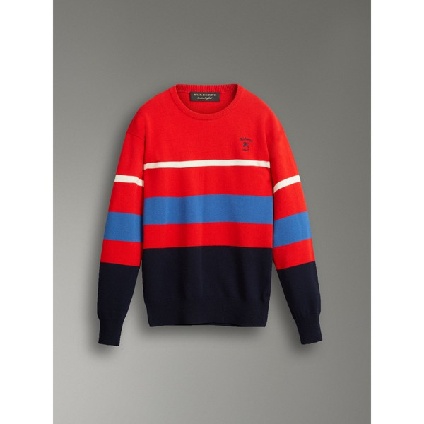 14eb9017f Reissued Lambswool Sweater by Burberry — Thread