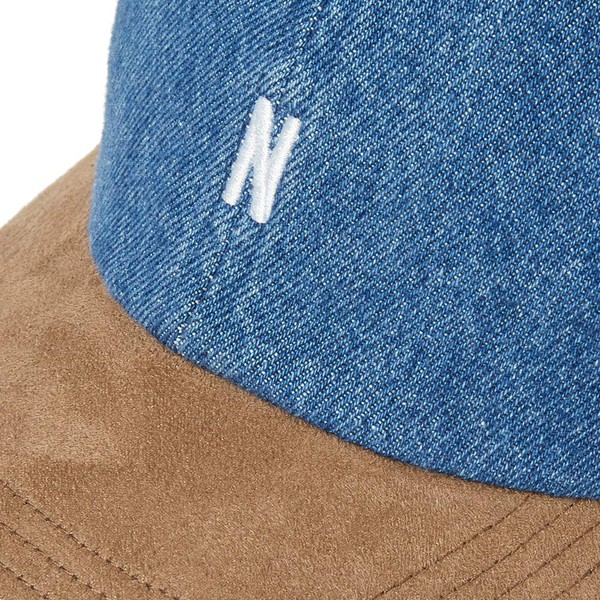cb0fda1c49f Denim Sports Cap by Norse Projects — Thread