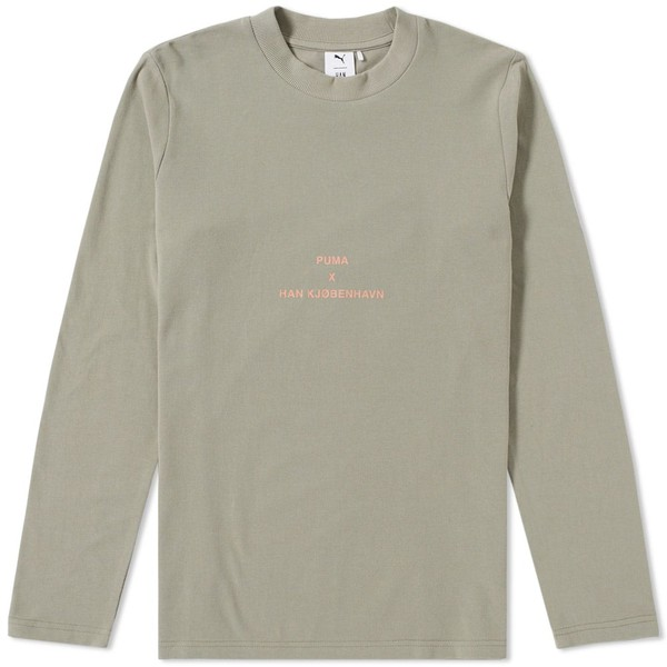 526c60b91 x Han Kjobenhavn Long Sleeve Tee by Puma — Thread