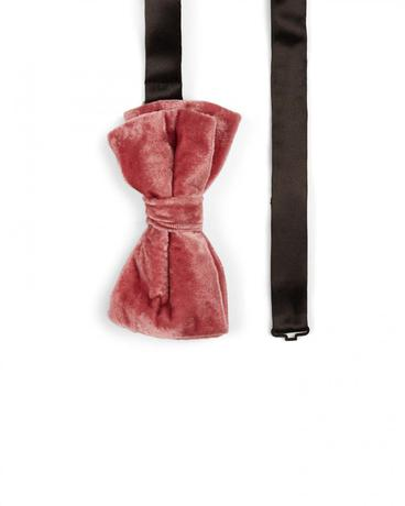 Velvet Bow Tie By Marks Spencer Thread