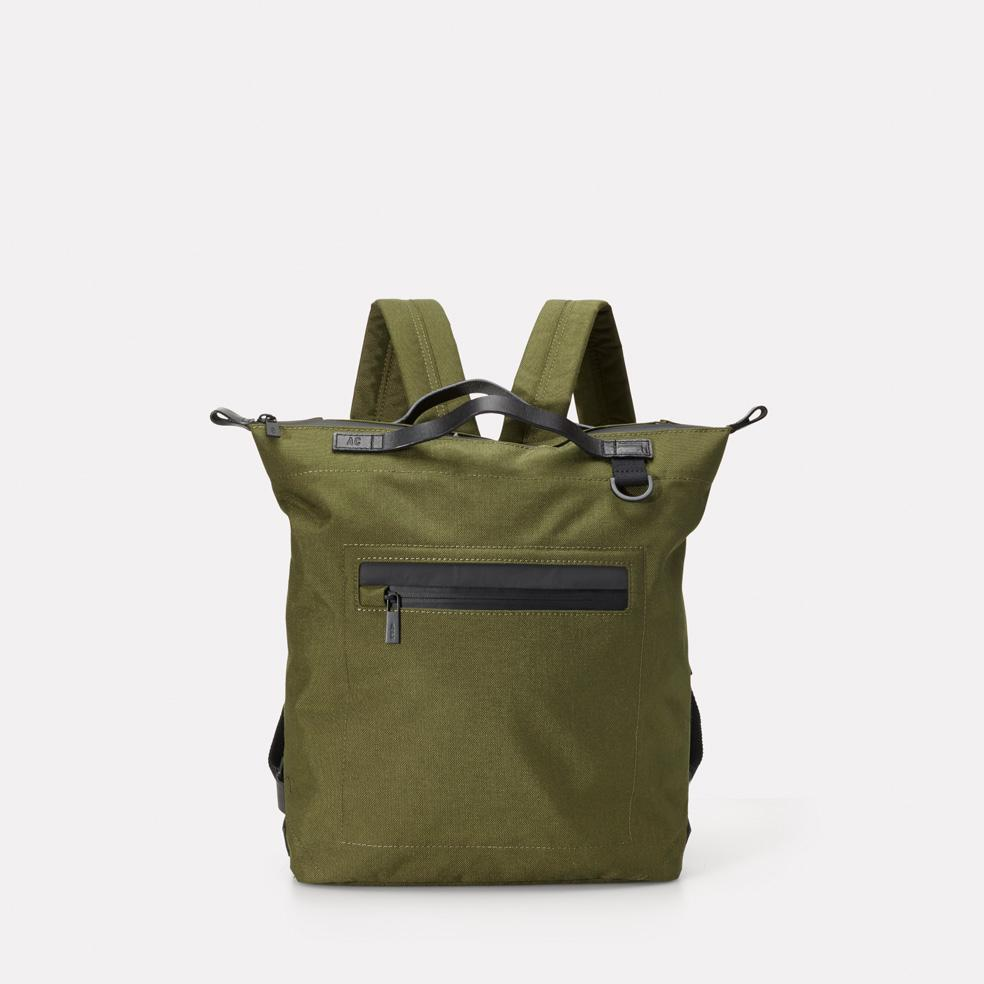 Ally Capellino Mini Hoy Travel/Cycle Rucksack in Green