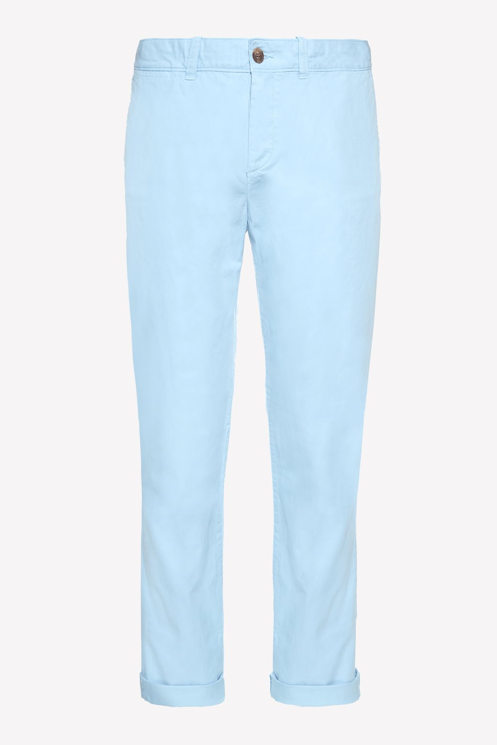 Jack Wills Pale Blue BARBERRY SLIM CHINOS