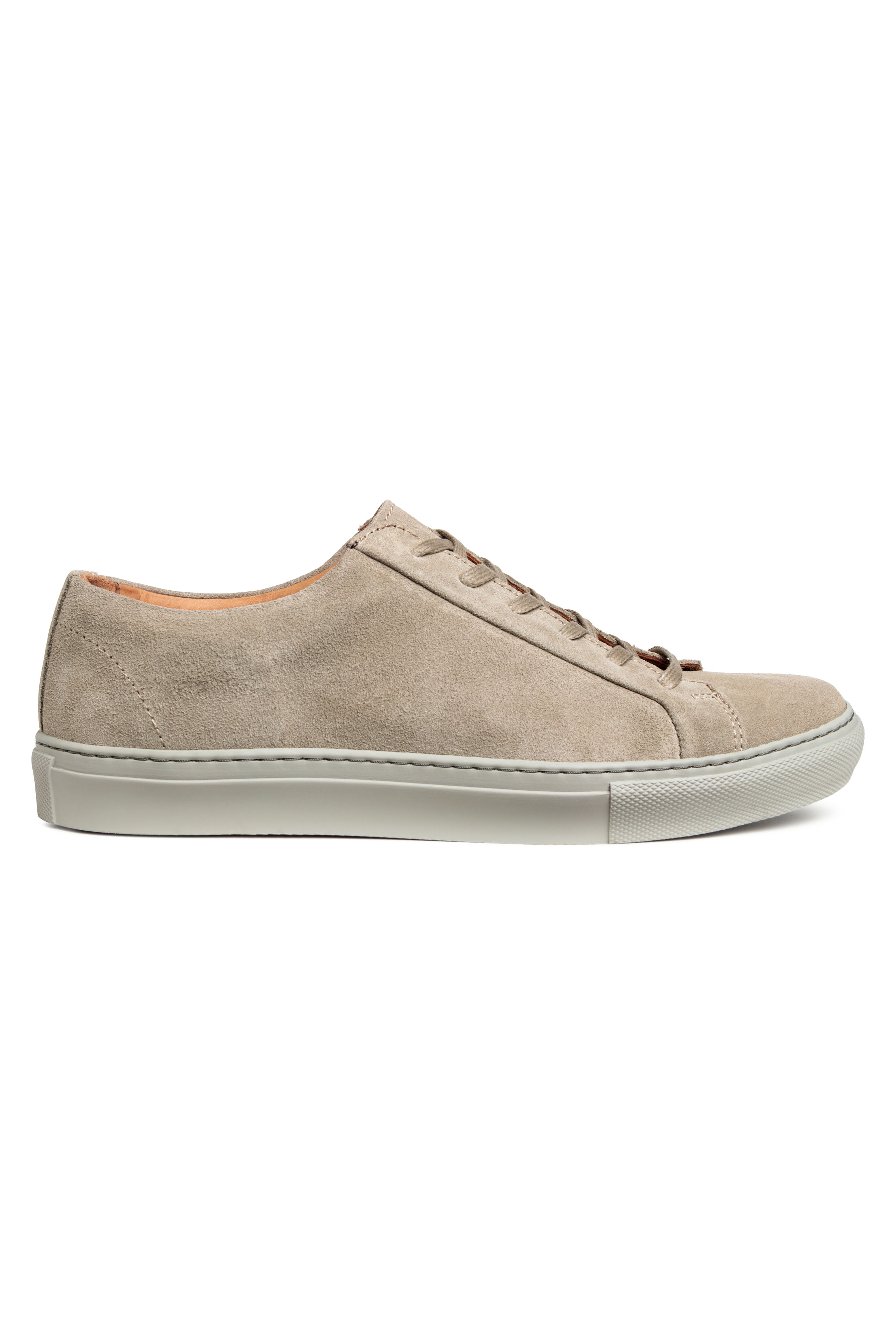 H&M Edition Mole Suede trainers