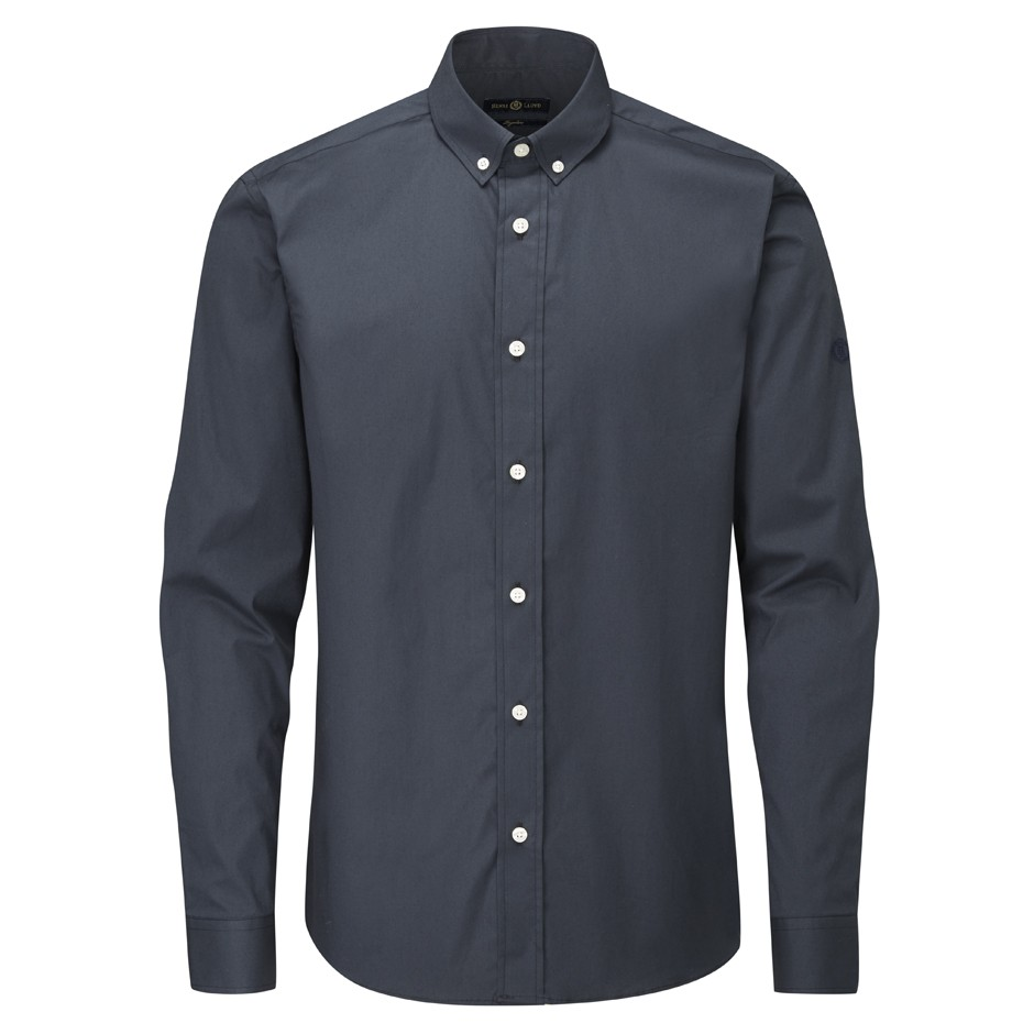 Henri Lloyd Slate Blue Francis Regular Shirt