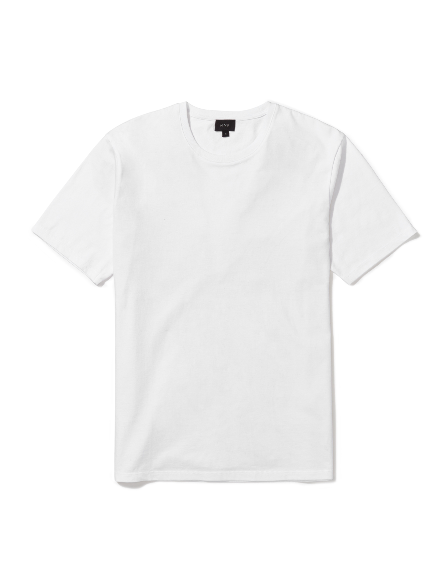 MVP Ashfield Crew Neck T-Shirt - White