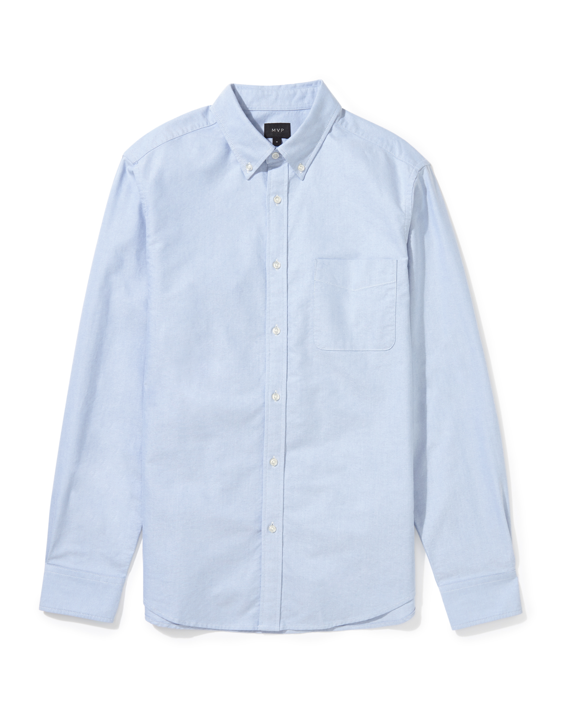 MVP Cornflower Blue Chapman Oxford Shirt - Blue