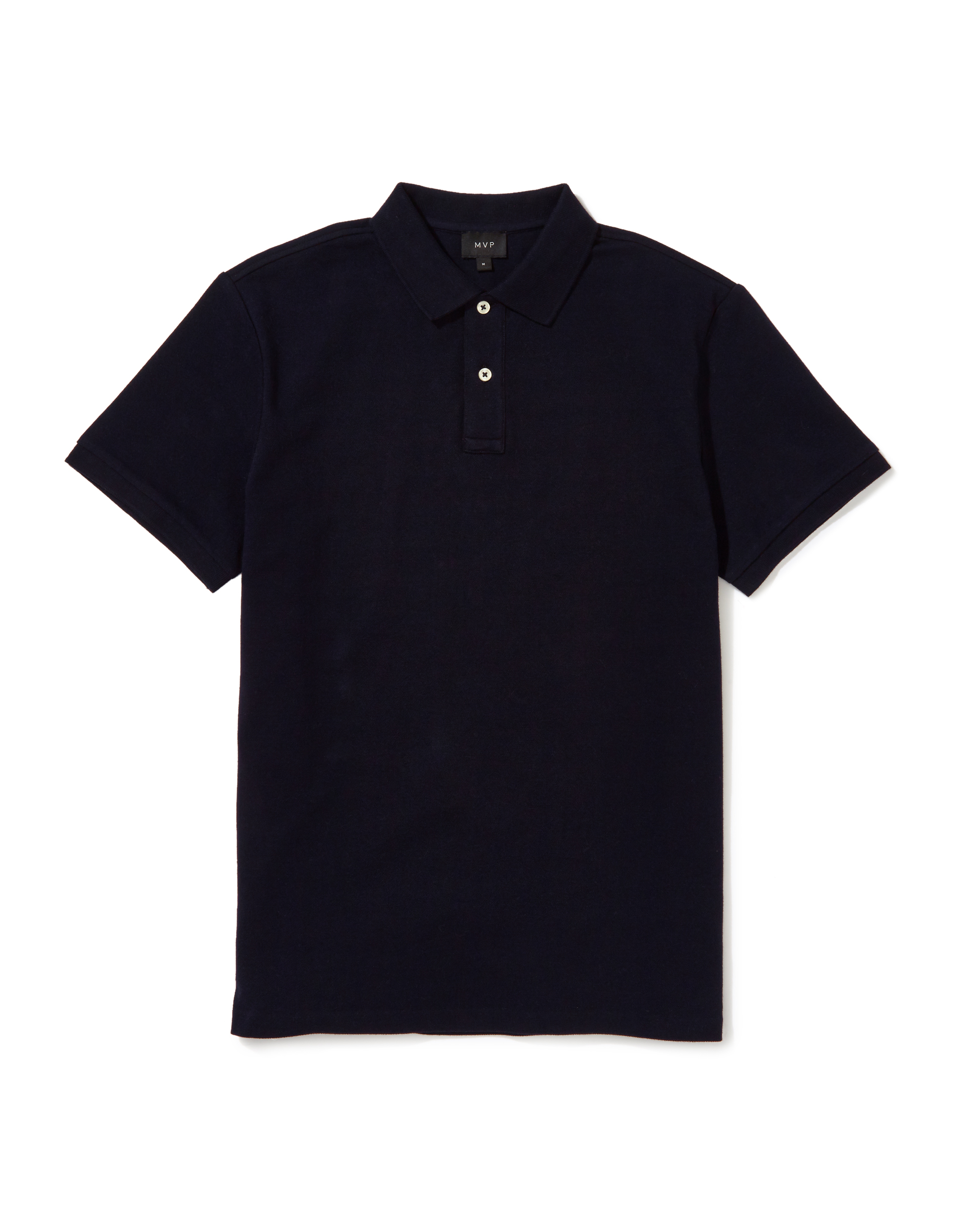 MVP Navy Walden Polo Shirt