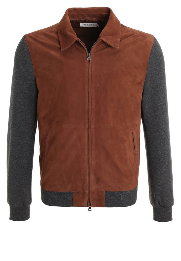Pier One brown Leather jacket