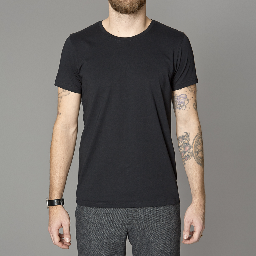 Suit Black Anton T-shirt