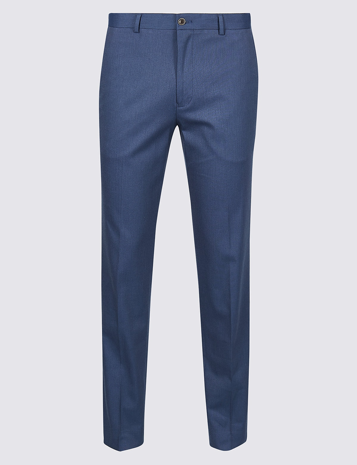 Marks & Spencer Denim Tailored Fit Trousers